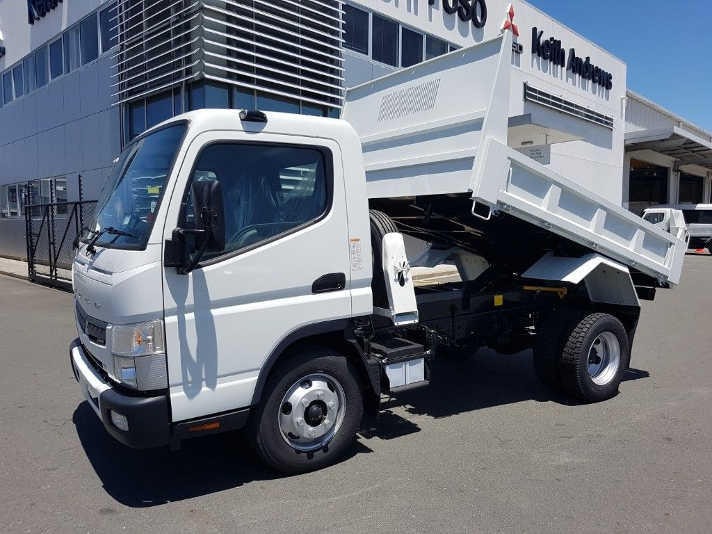 2017 FUSO CANTER 816 (Pre-Registered) FACTORY TIPPER