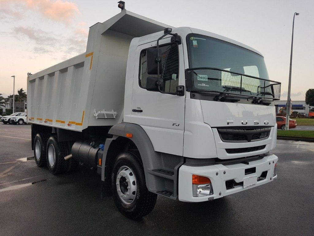2018 FUSO ENDURO FJ2528 FACTORY TIPPER