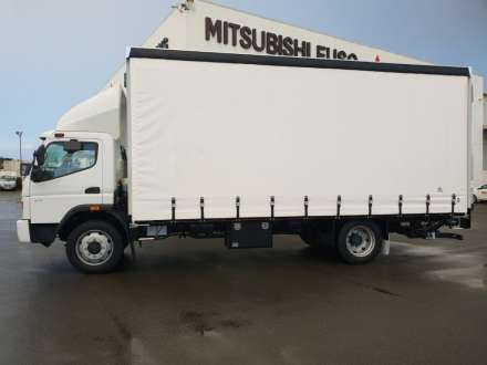 12T 4x2 PRE-REGISTERED ENDURO CURTAINSIDER WAS $111,286