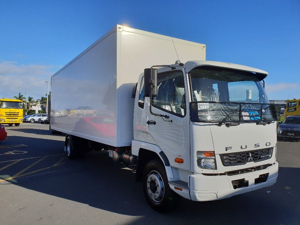 FUSO FIGHTER FK1428 REFRIGERATED
