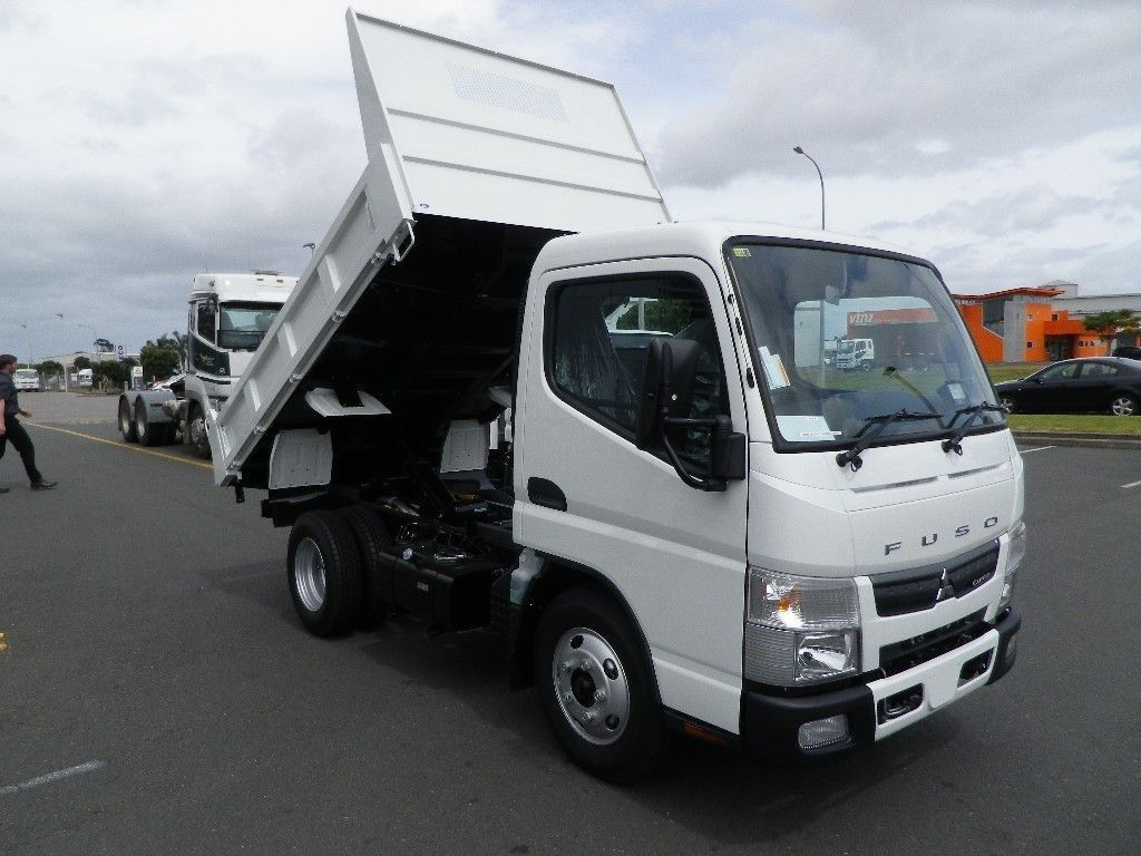 2018 FUSO CANTER 616 CITY TIPPER