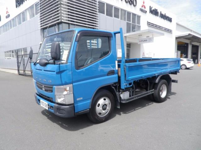 2016 FUSO CANTER FEA50 FLAT DECK