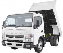 Fuso Canter 816 Wide Cab Tipper